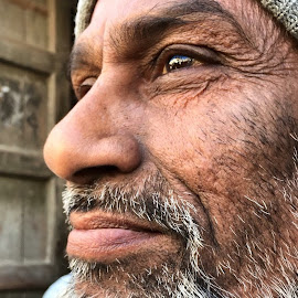 by Dr .Ghanshyam Patel - People Portraits of Men