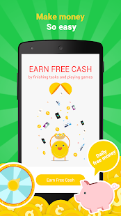 App LuckyCash - Earn Free Cash APK for Windows Phone
