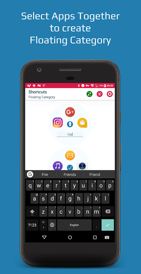 Floating Shortcuts ᴾᴿᴼ Screenshot 3