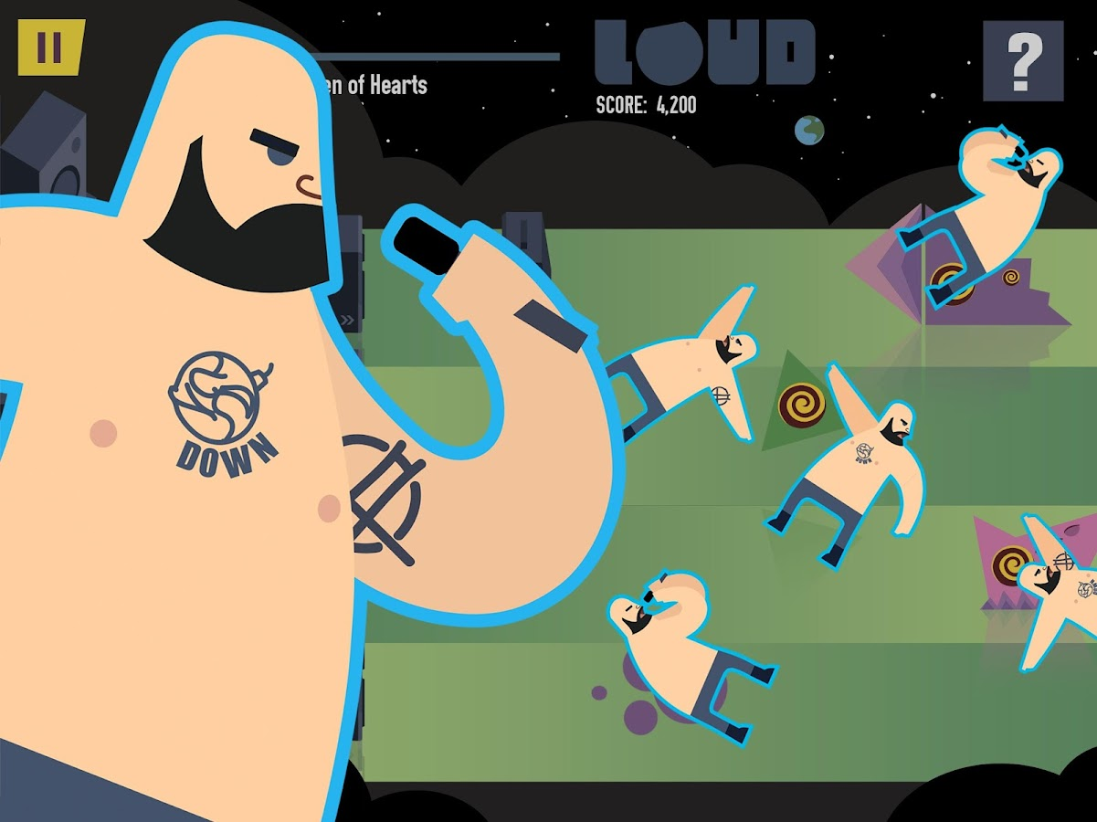LOUD on Planet X Screenshot 15