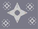 Thumbnail of the map 'Shurikens'