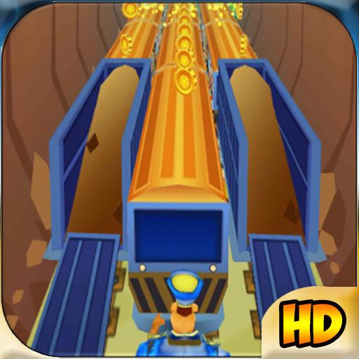 Super Subway Trains Surf (game)