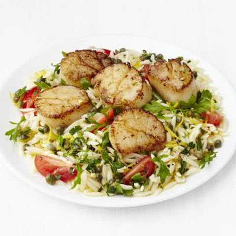 Sea Scallops White Wine Capers Recipes | Yummly
