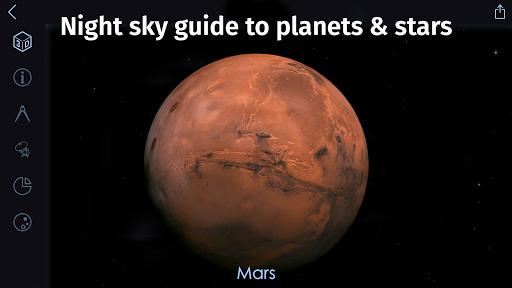 Star Walk 2 Free - Identify Stars in the Sky Map screenshot 2