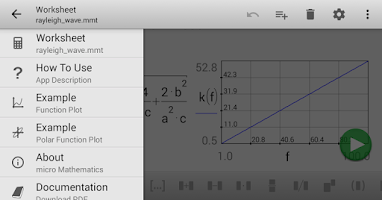 Screenshot of micro Mathematics