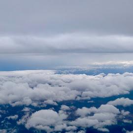 by Ashwathi Madhavan - Landscapes Cloud Formations (  )