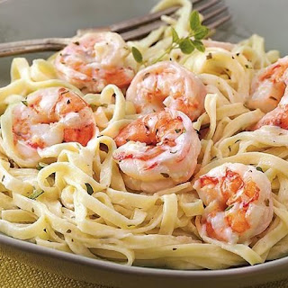 Creamy Shrimp Sauce Recipes