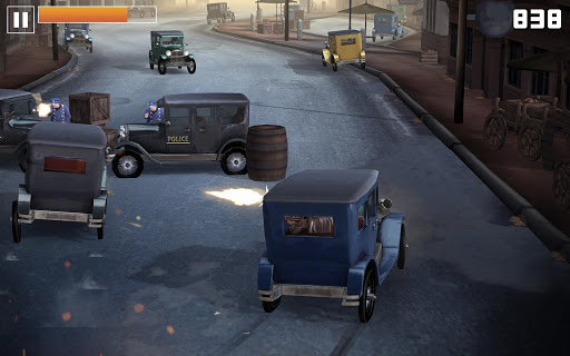 Live By Night - The Chase For PC