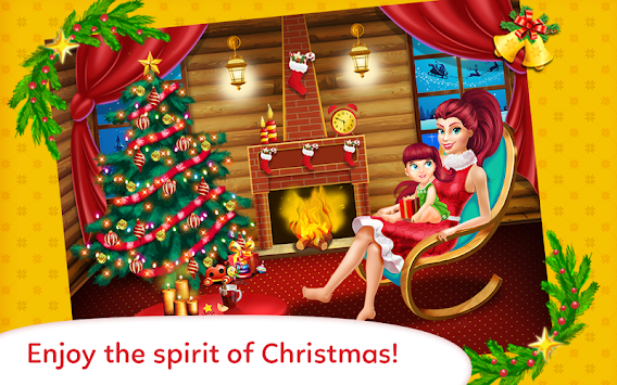 Christmas eve room decoration apk 1 0 6 free casual apps for Xmas room decor games