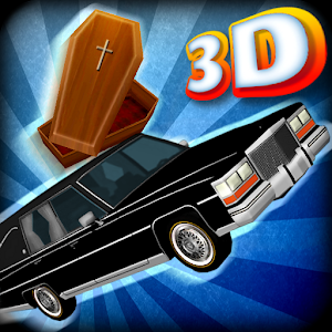 Hearse Driver 3D Game