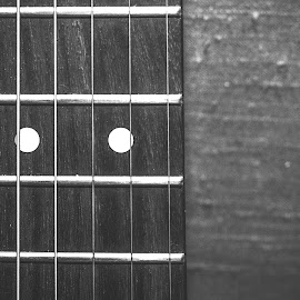 Guitar frets by Lacatusu Claudiu - Digital Art Things ( music, stock, pattern, fret, frets, chords, griff, lines, guitar, head )