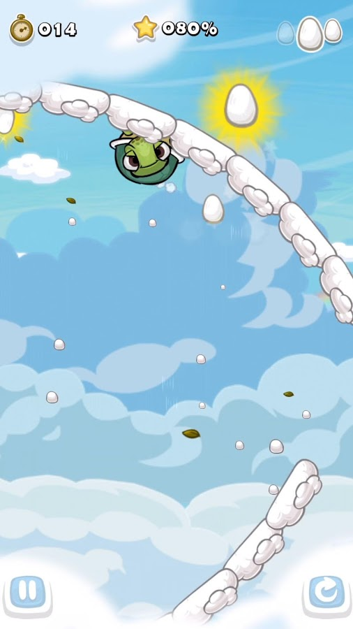 Roll Turtle Screenshot 3