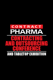 Contract Pharma Conference - screenshot