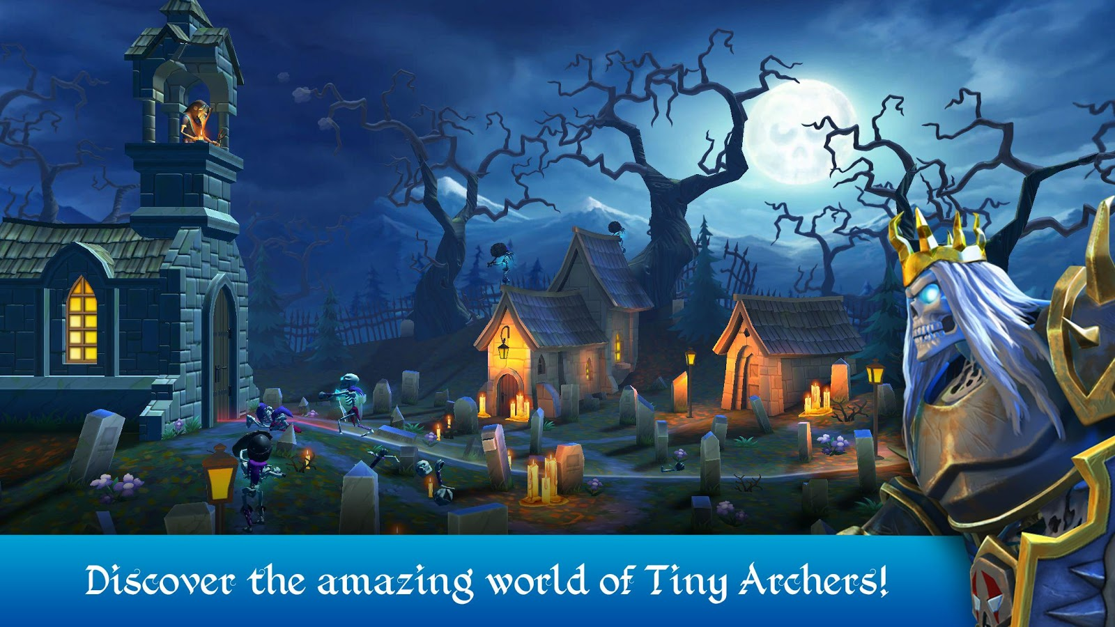Tiny Archers Screenshot 0