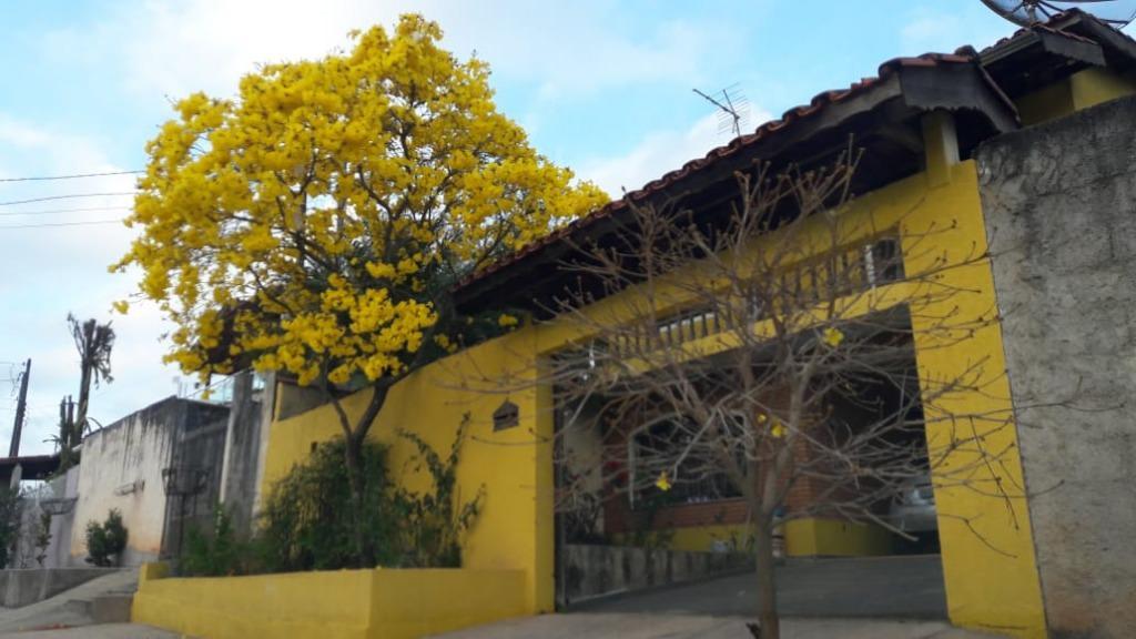 Sobrado com piscina 4 dormitórios à venda ou permuta, 258 m² por R$ 5.500 - Jardim Colonial - Atibaia/SP