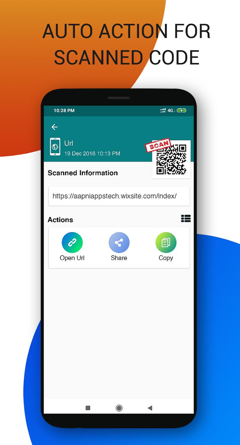 Multiple qr barcode scanner Pro Screenshot 4