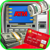ATM Simulator: Kids Money && Credit Card Games FREE APK Descargar