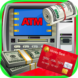 ATM Simulator: Kids Money FREE