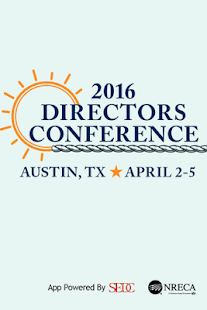 2016 Directors Conference - screenshot