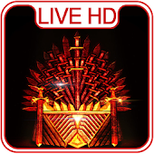 APK App Iron Throne Live Wallpapers ( Lock Screen ) for BB, BlackBerry