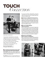Screenshot of Nespresso Magazine