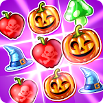 Witch Puzzle - Match 3 Games & Matching Puzzles Icon