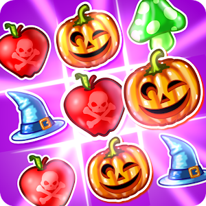 Witch Puzzle - Match 3 Game For PC