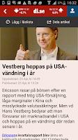 Screenshot of Di.se appen