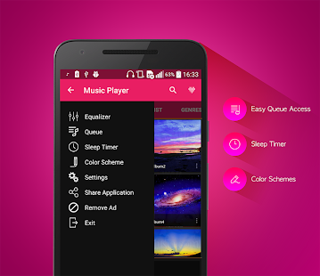 Free Download MP3 Player APK for Samsung