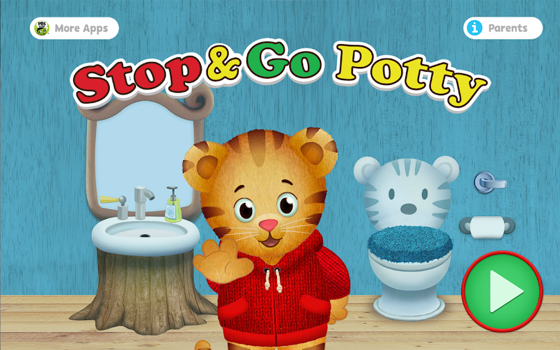 Daniel Tiger's Stop & Go Potty APK