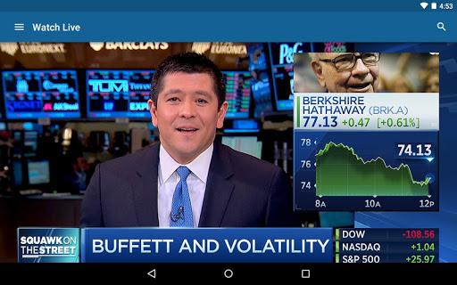 CNBC: Breaking Business News & Live Market Data screenshot 24