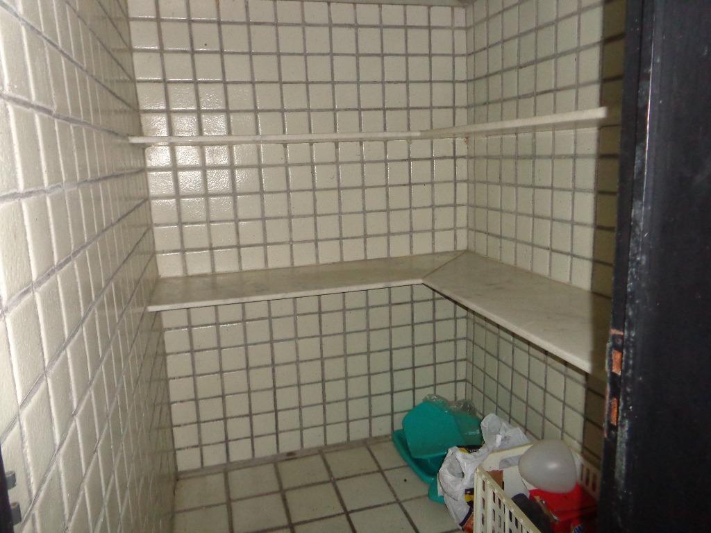 Apartamento com 3 dormitórios à venda, 150 m² por R$ 375.000 - Manaíra - João Pessoa/PB
