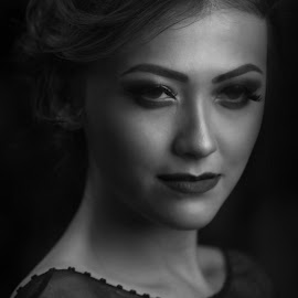 by Dimas AJ - People Portraits of Women (  )