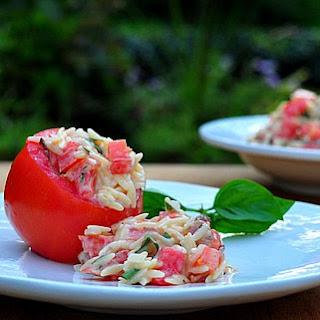 Orzo Pasta Salad Low Fat Recipes