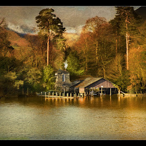 by Stephen Hooton - Landscapes Mountains & Hills ( lakes )