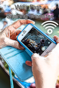 WiFi Fast Sharing Transfer - screenshot