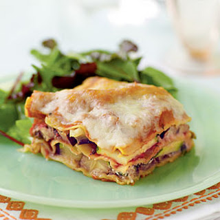 Eggplant Zucchini Lasagna Without Noodles Recipes