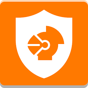 Antivirus | Sécurité Orange Icon
