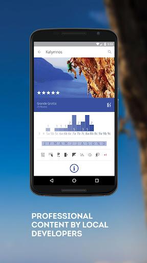 Vertical-Life Climbing - screenshot