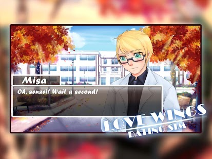 Dating sim games apk