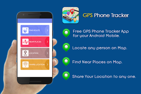 Family Friends Tracker With Gps Navigation