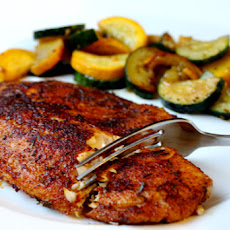 10-Minute Blackened Tilapia