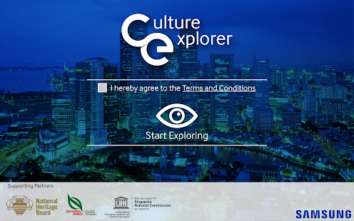 Culture Explorer (Singapore) - screenshot