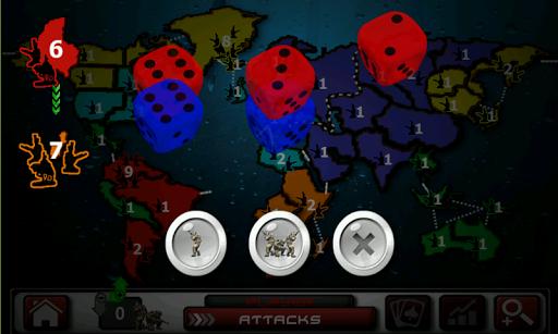 Rise Wars (strategy & risk) ++ - screenshot