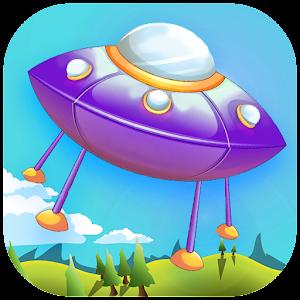 UFO Destroying App Icon