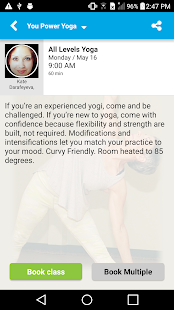 You Power Yoga - screenshot