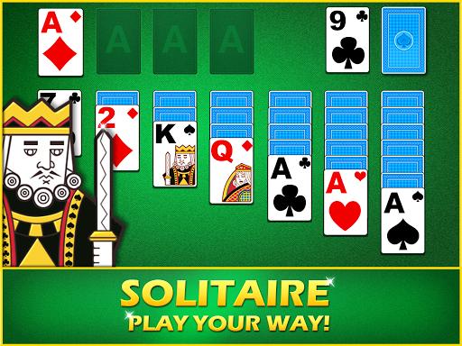 Solitaire Plus - screenshot
