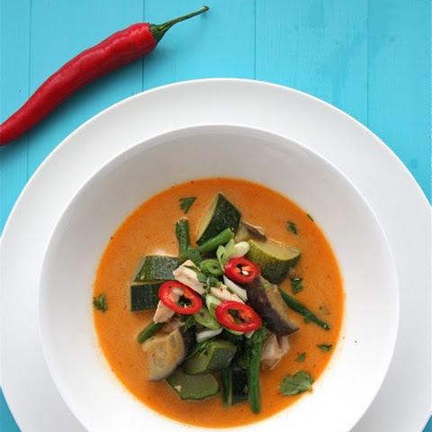 Lazy Thai Red Curry