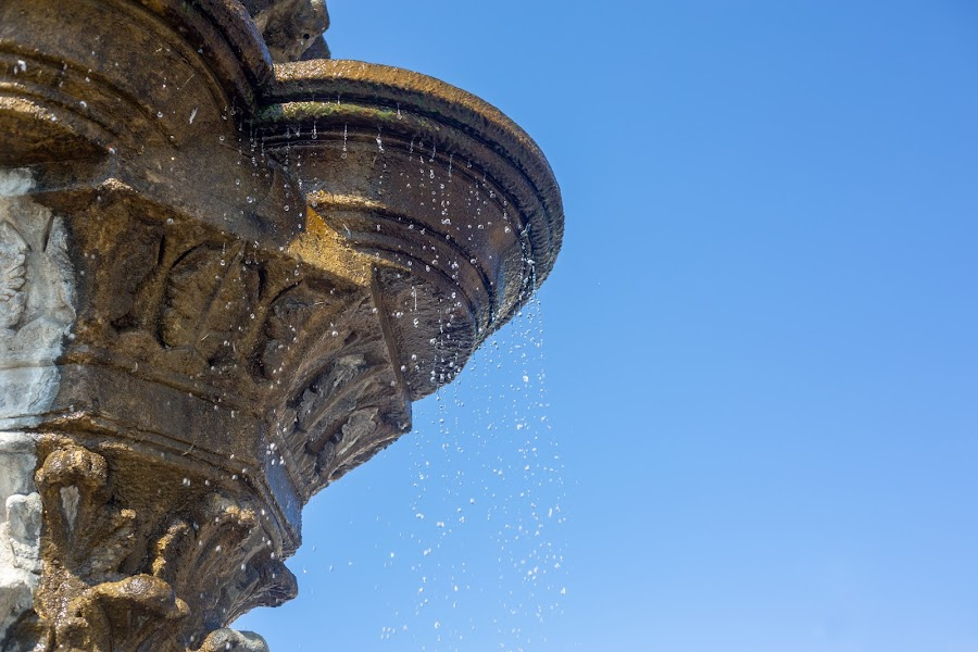 Fontana Rhodes by Ivan Kovaček - Buildings & Architecture Architectural Detail ( detail, rhodes, fontana, water )