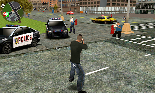 Vegas crime city apk screenshot